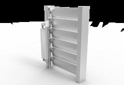 Sistema móvil horizontal
